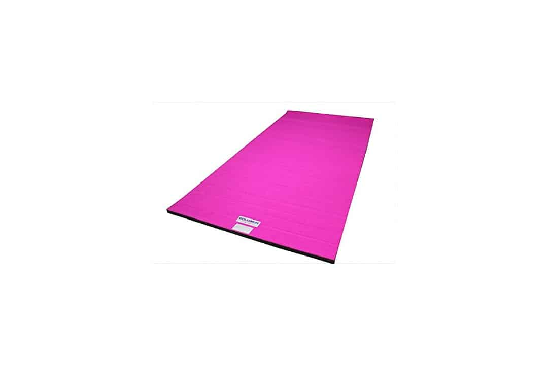 Dollamur Flexi-Roll® Carpeted Cheer/Gymnastics Mat