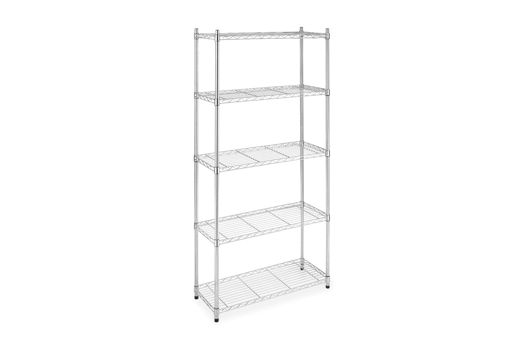 Halter ETI-001 5 Tier Storage Shelves for Kitchen / Garage / Office