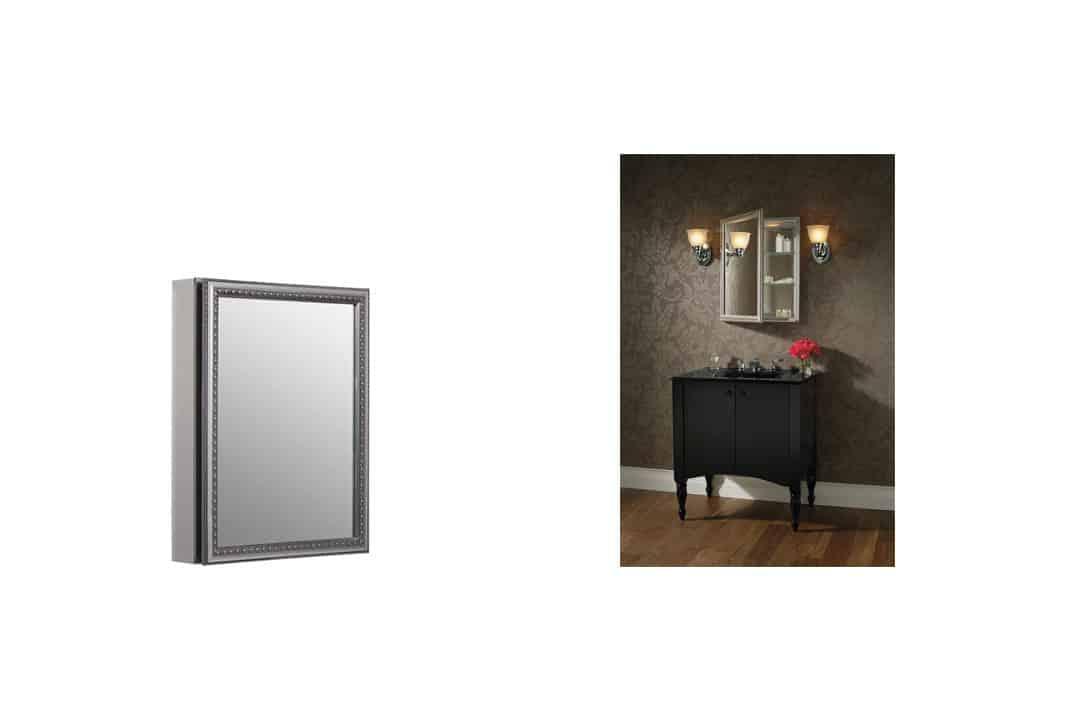 """Kohler K-CB-CLW2026SS Single Door 20""""W X 26""""H X 5-1/4""""D"""
