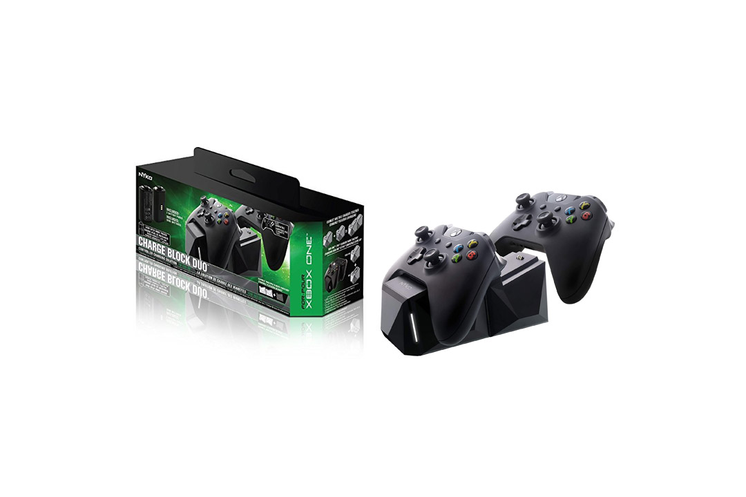 Nyko Charge Block Duo - Xbox One Nyko