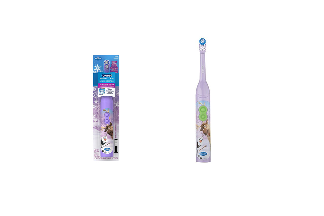 Oral-B Pro-Health Battery Power Electric Toothbrush for Kids (for children age 3+)