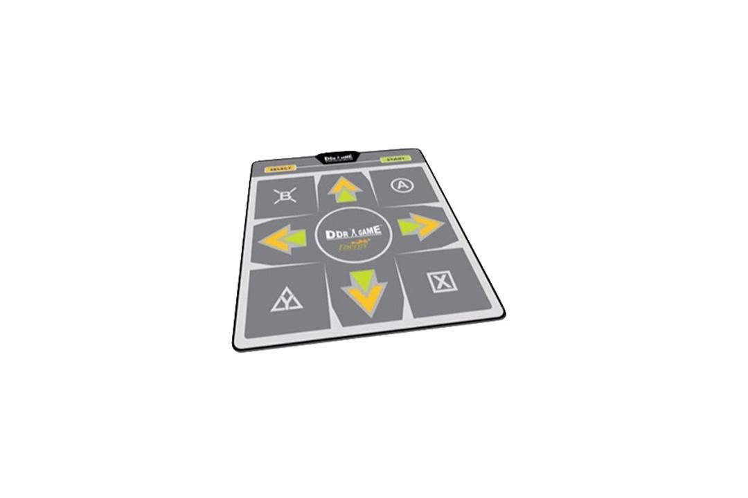 PS2 / PC USB Energy Non-Slip 4 in 1 Dance Pad