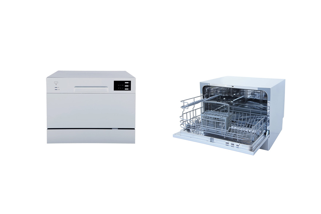 SPT SD-2225DS Countertop Dishwasher with Delay Start & LED