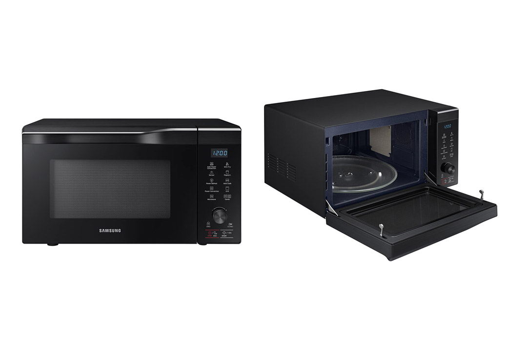 Samsung MC11K7035CG 1.1 cu. Ft. Countertop Power Convection Microwave Oven