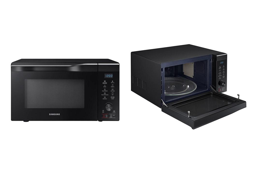 Samsung MC11K7035CG 1.1 cu. Ft. Countertop Power Convection Microwave Oven