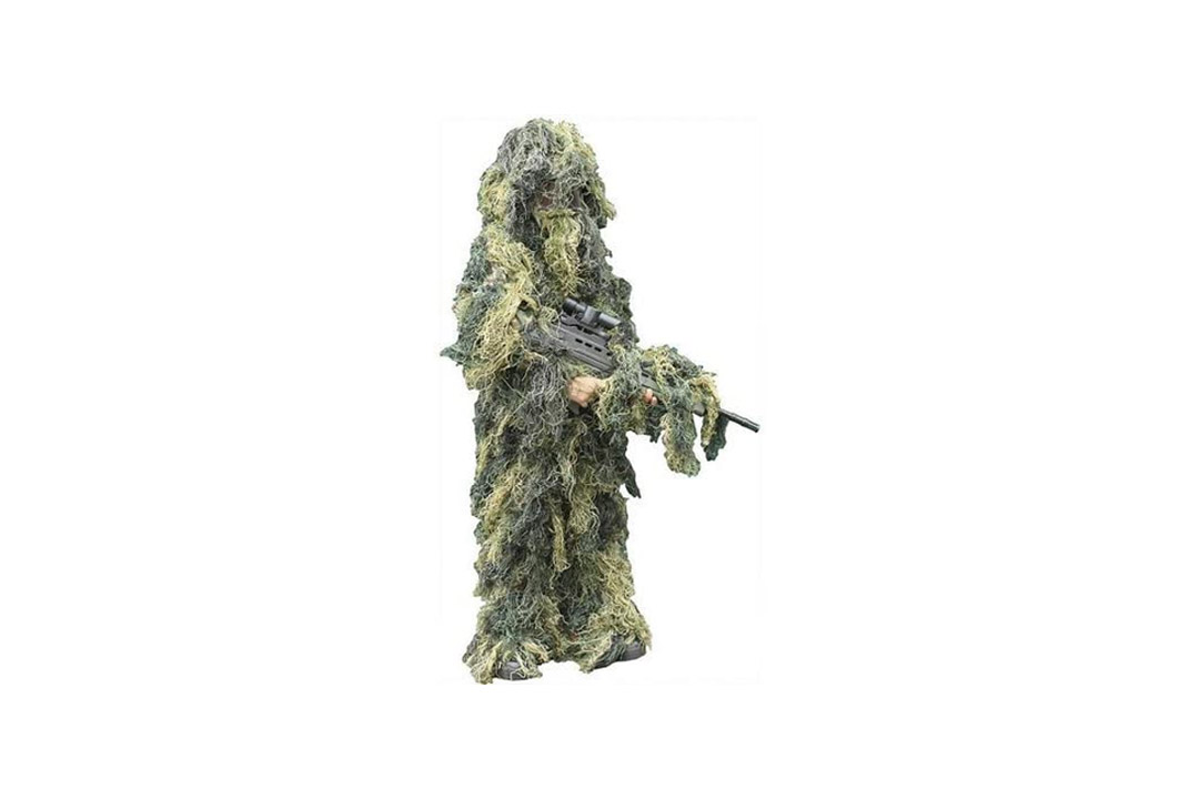 Youth Woodland Ghillie Suit