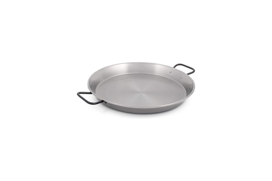 """Cuisinart ASP-38CR Non-Stick Paella Pan, 15"""", Red"""