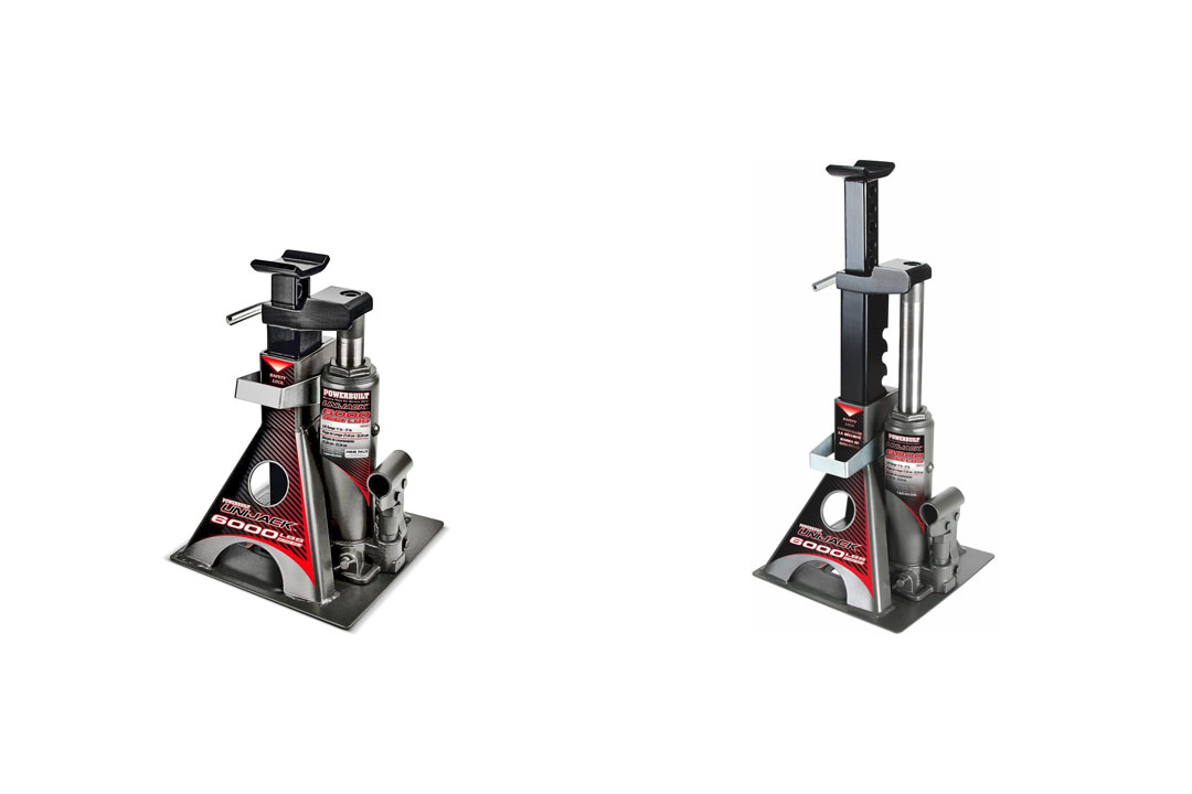 Powerbuilt 620471 Unijack - 6000 lb. Capacity