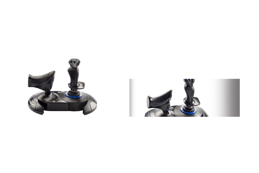 Thrustmaster T.Flight Hotas 4 Flight Stick for PS4 & PC Thrustmaster