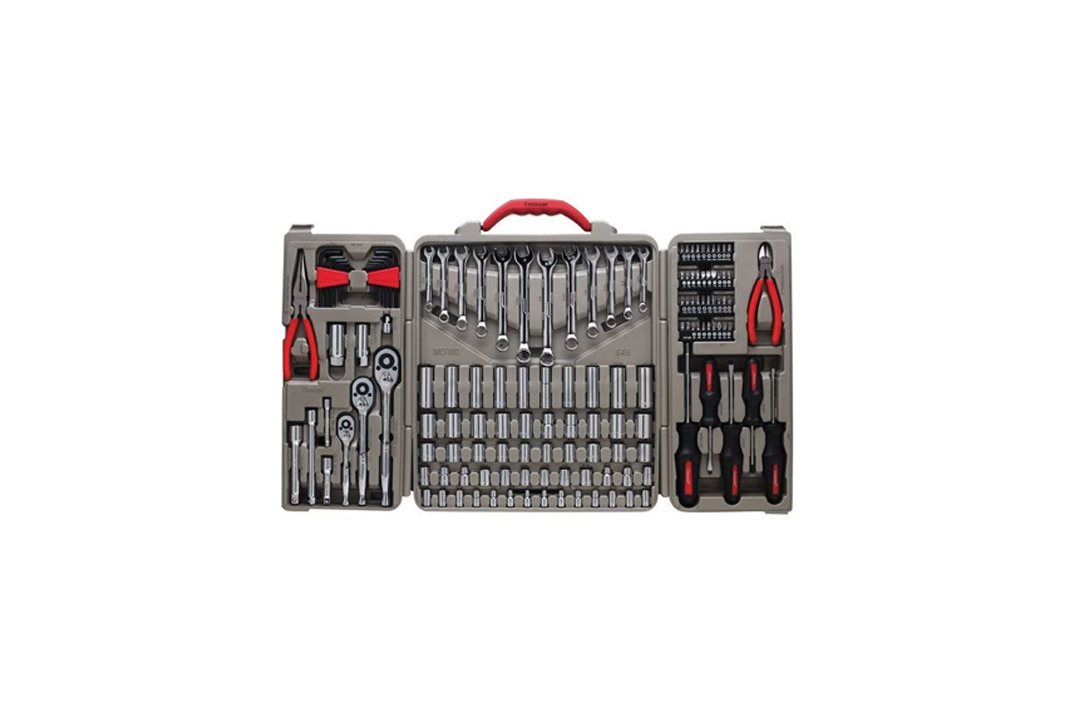 Crescent CTK148MP Professional Mechanics Tool Set