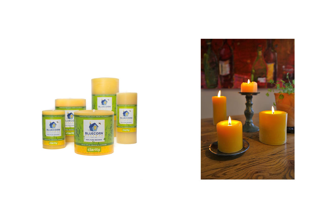 Gentle Bees Pine Forrest Beeswax Candle Melts