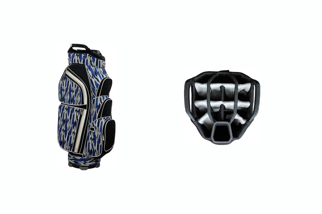 Taboo Fashions Allure Designer Lightweight Ladies Golf Cart Bag