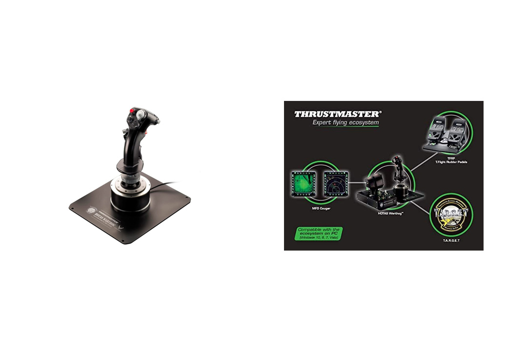 Thrustmaster HOTAS Warthog Flight Stick - PC (2960738)