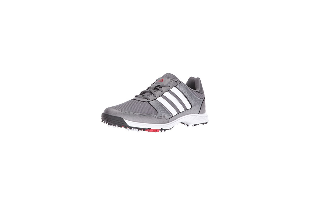 adidas Men's Tech Ironman/Ftww Golf Shoe