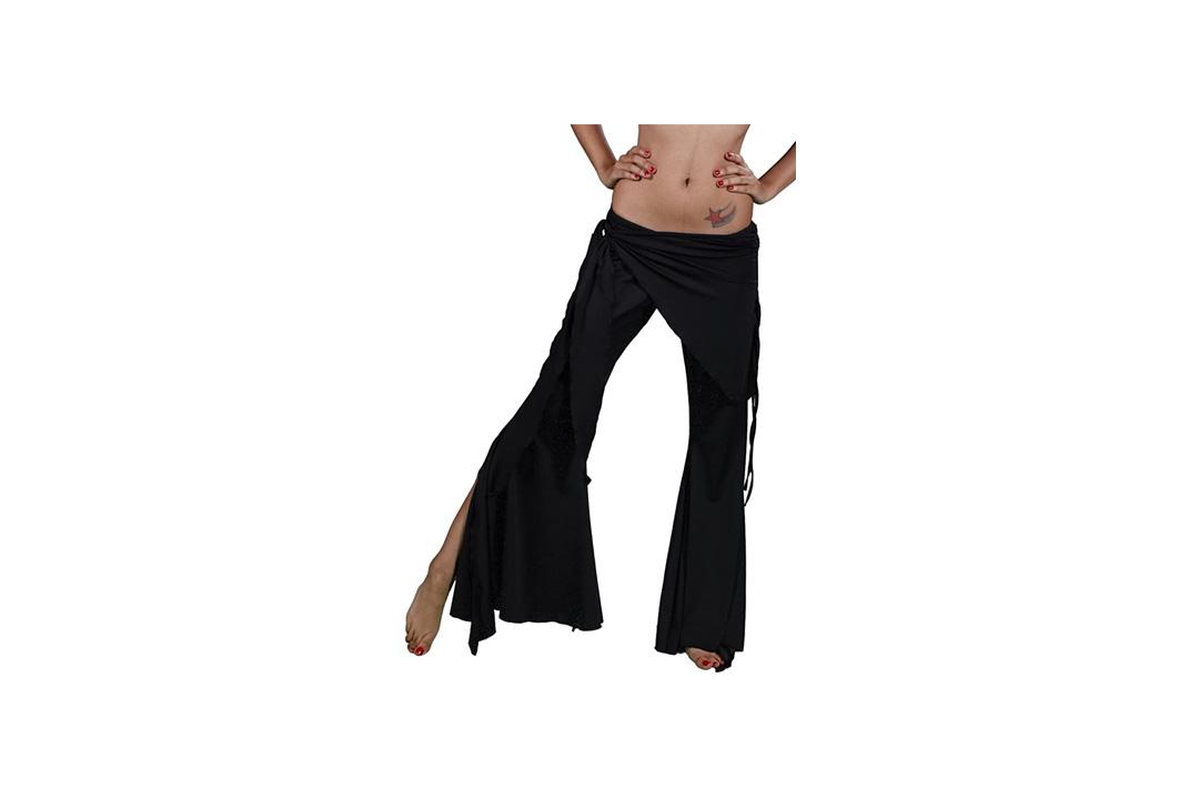Belly Dance Lycra Yoga Pants