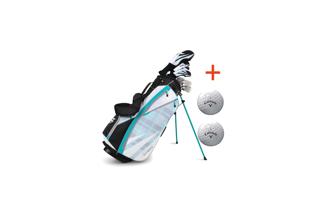 Callaway Women's Strata Ultimate Golf Set with Bag