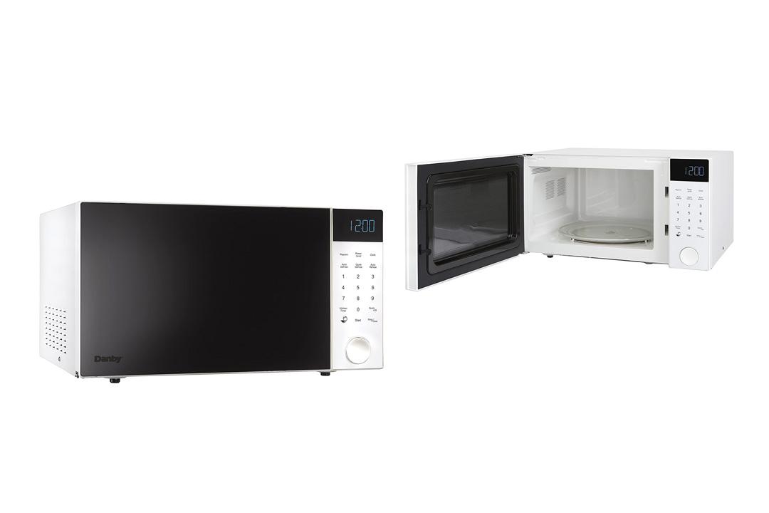 Danby 1.2 cu.ft. Nouveau Wave Microwave Oven, 1200 Watts, Black
