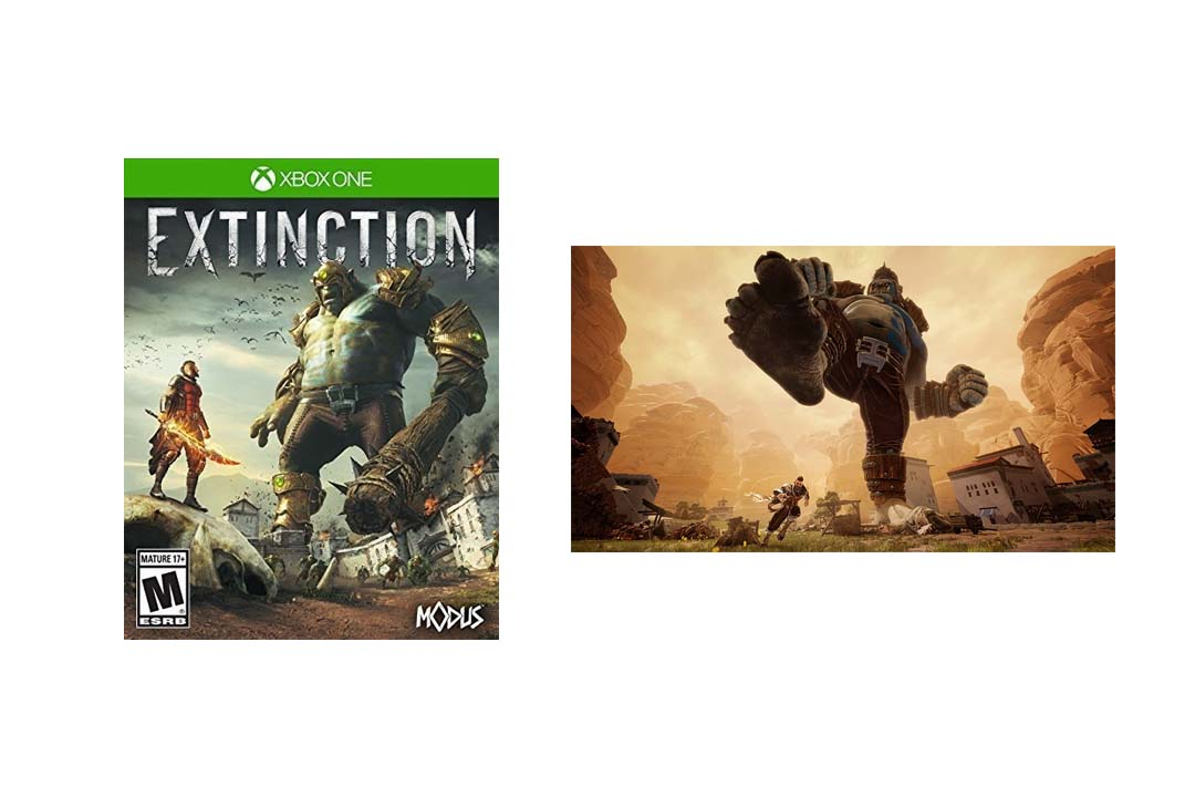Extinction - Xbox One Modus