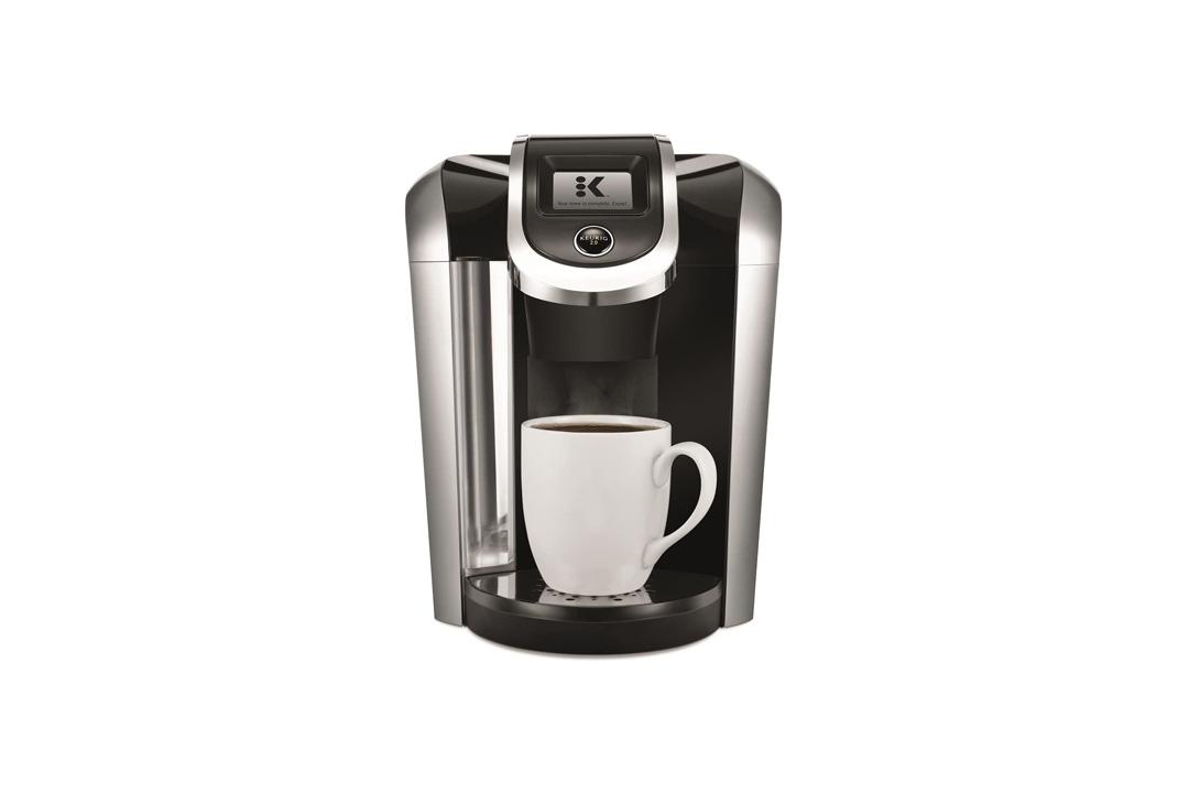 Keurig K475 Single Serve Programmable K- Cup Pod Coffee Maker