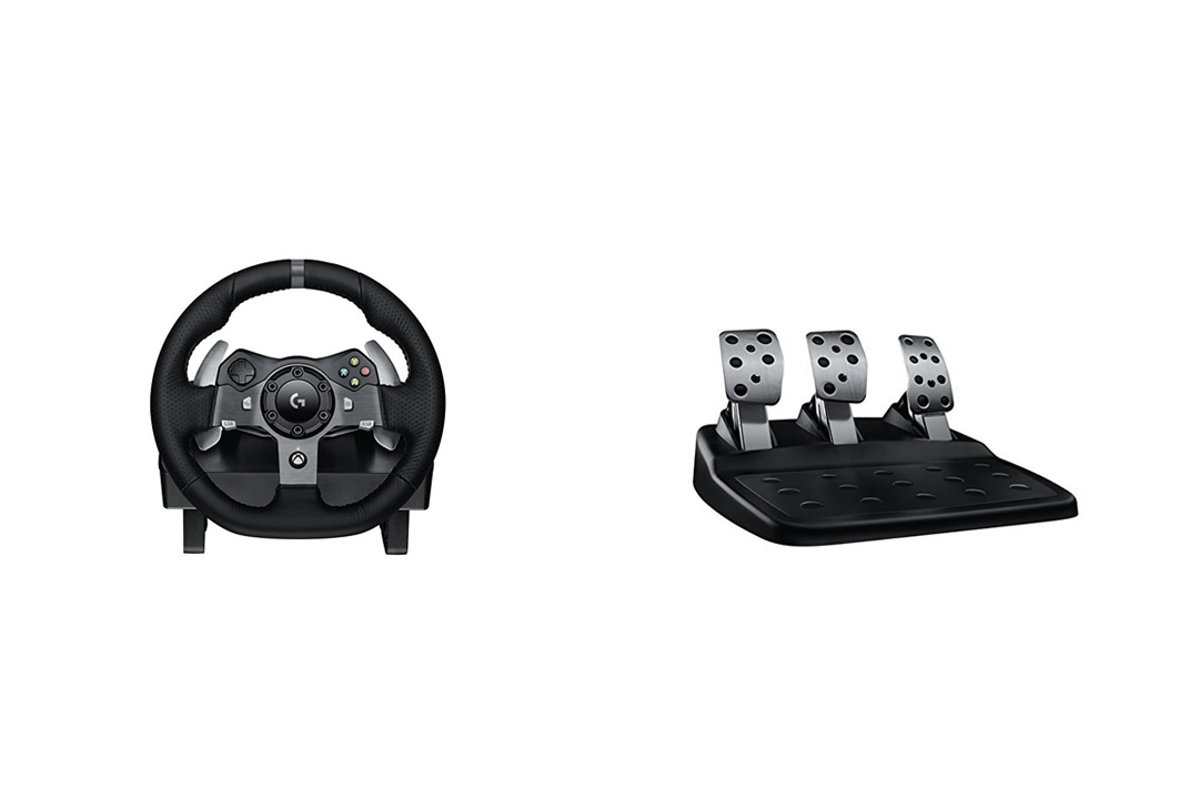 Logitech G920 Dual-motor Feedback Driving Force Racing Wheel Logitech
