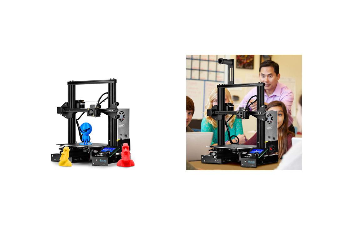 SainSmart x Creality Ender-3 3D Printer, Resume Printing V-Slot Prusa i3