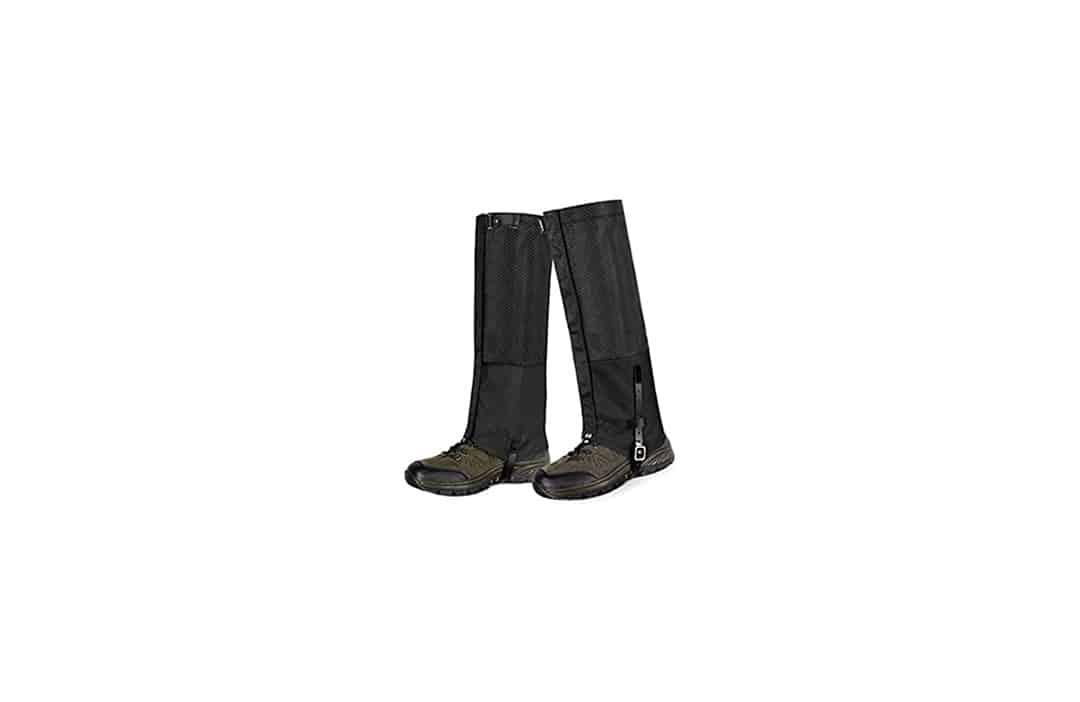 Unigear Leg Gaiters Waterproof Snow Boot Gaiters 600D Anti-Tear Oxford Fabric for Outdoor Hiking Walking Hunting Climbing Mountain