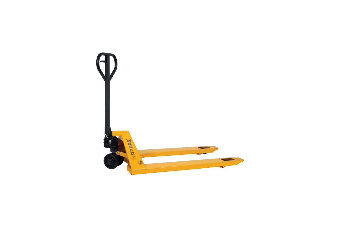 Wesco Industrial Products 272149 Economizer Pallet Truck with Handle