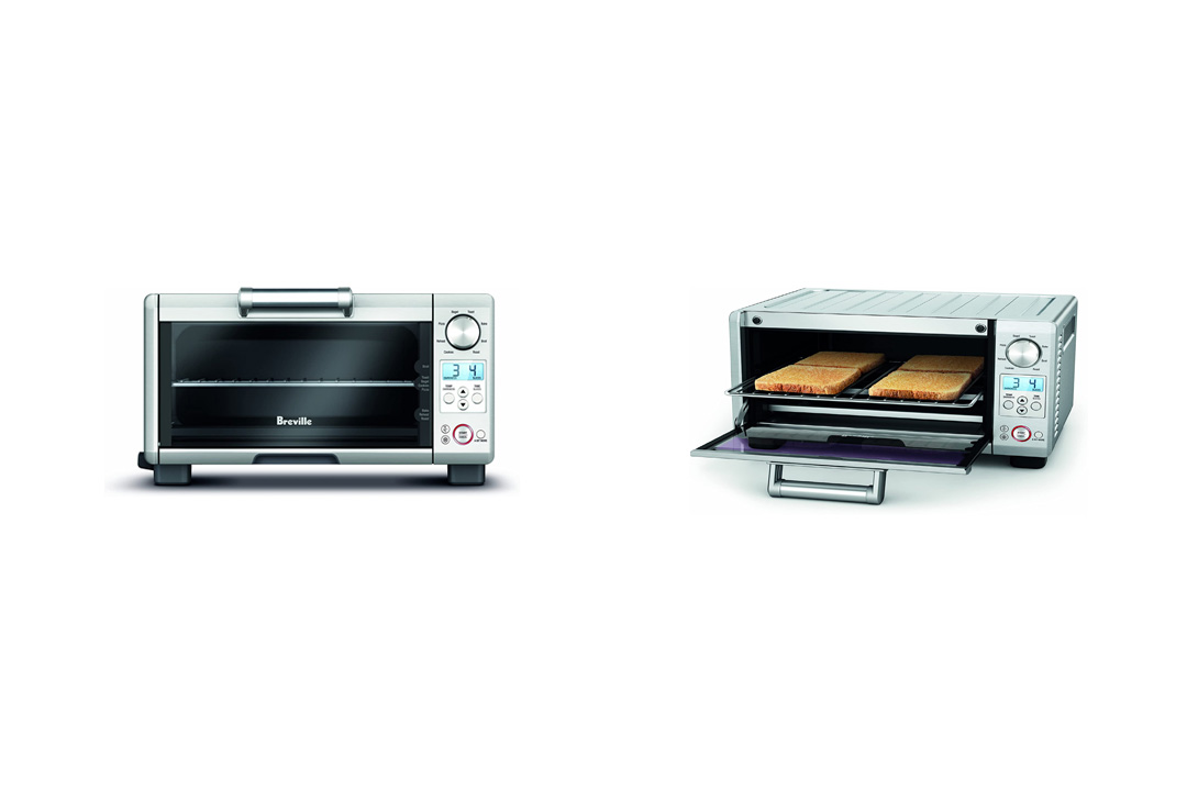 Breville RM-BOV450XL Mini Smart Oven with Element IQ