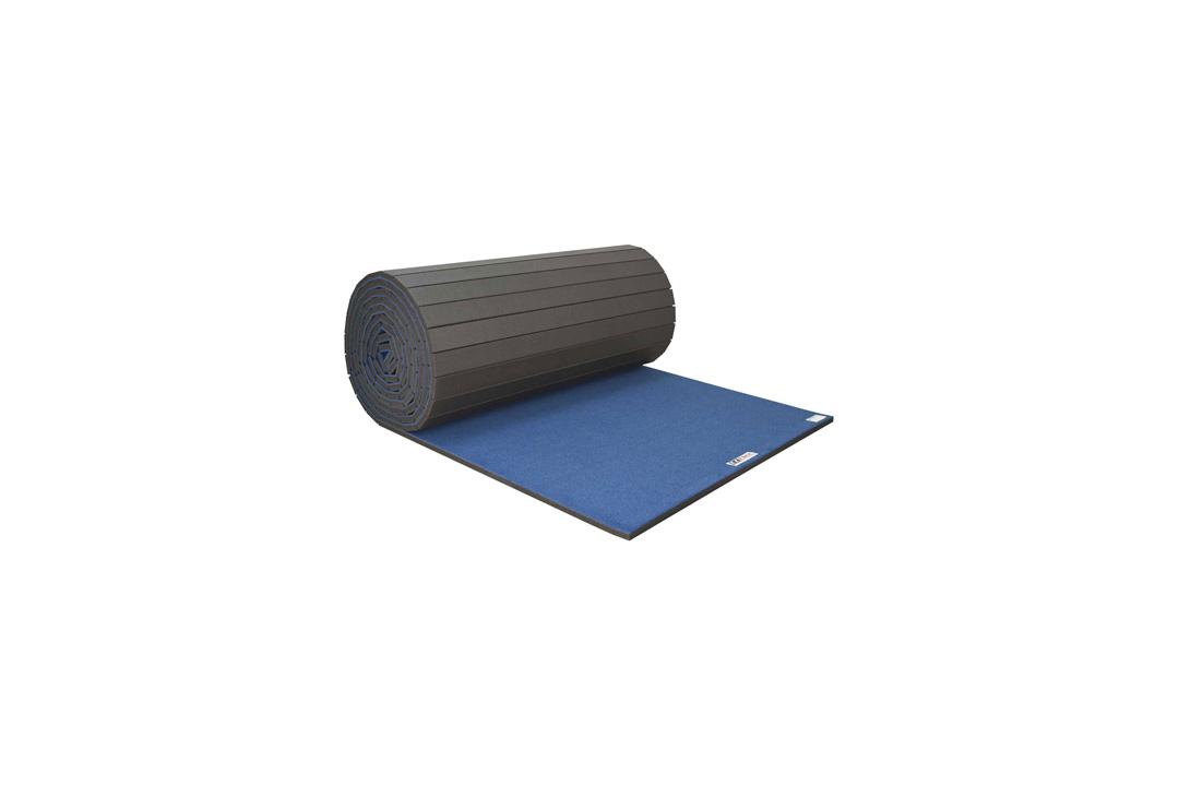 Cheerleading/Gymnastics Roll Mats Blue