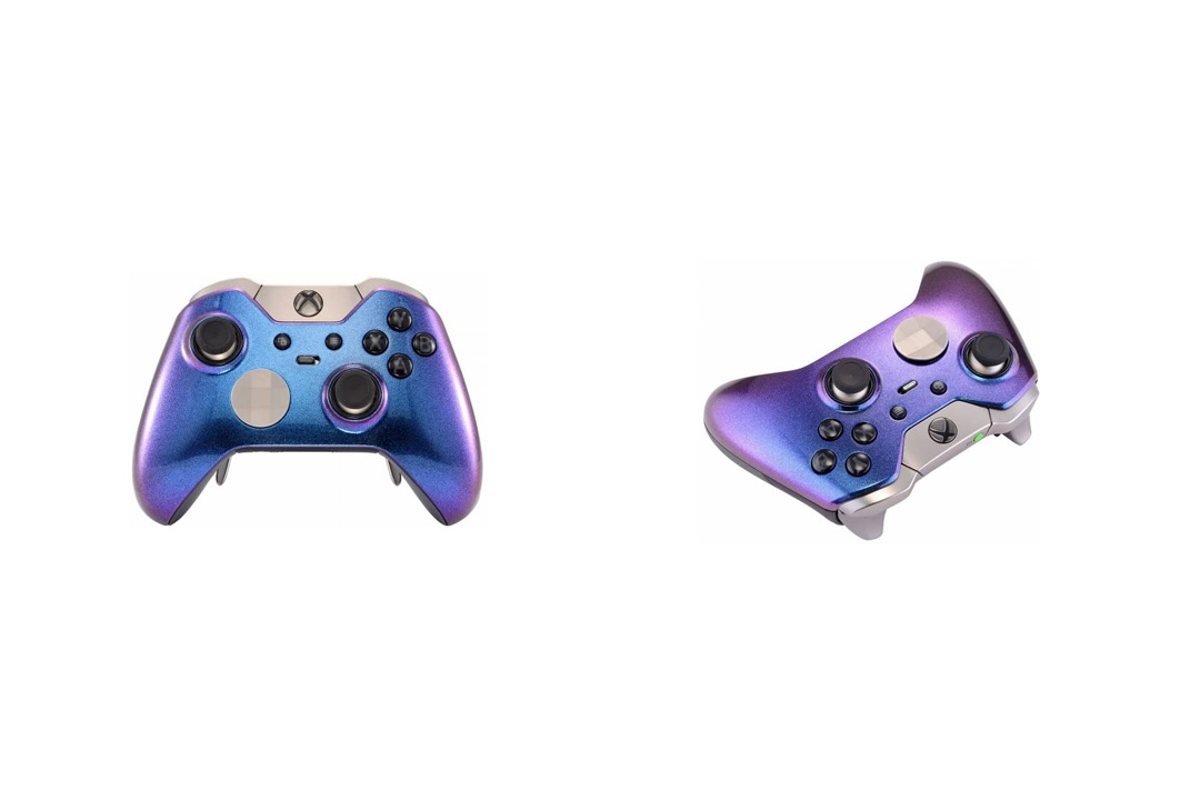 """Enigma"" Xbox One ELITE Rapid Fire Custom Modded Controller"