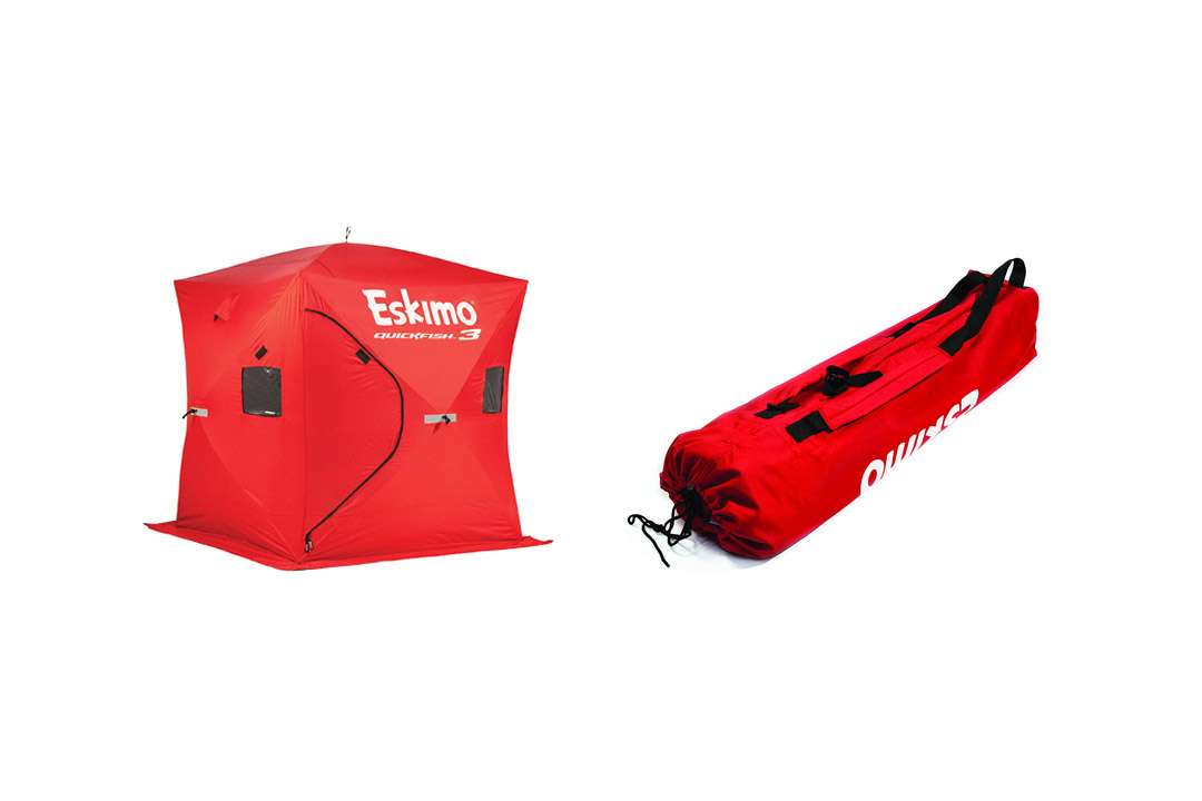 Eskimo Quickfish Pop-Up Portable Ice Shelter