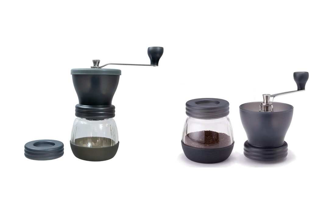 "Hario Ceramic Coffee Mill ""Skerton"""