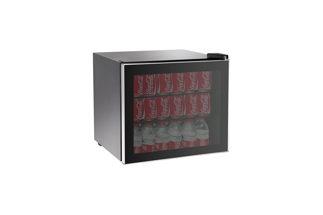 Igloo MIS104 70 Can Beverage Cooler, Black
