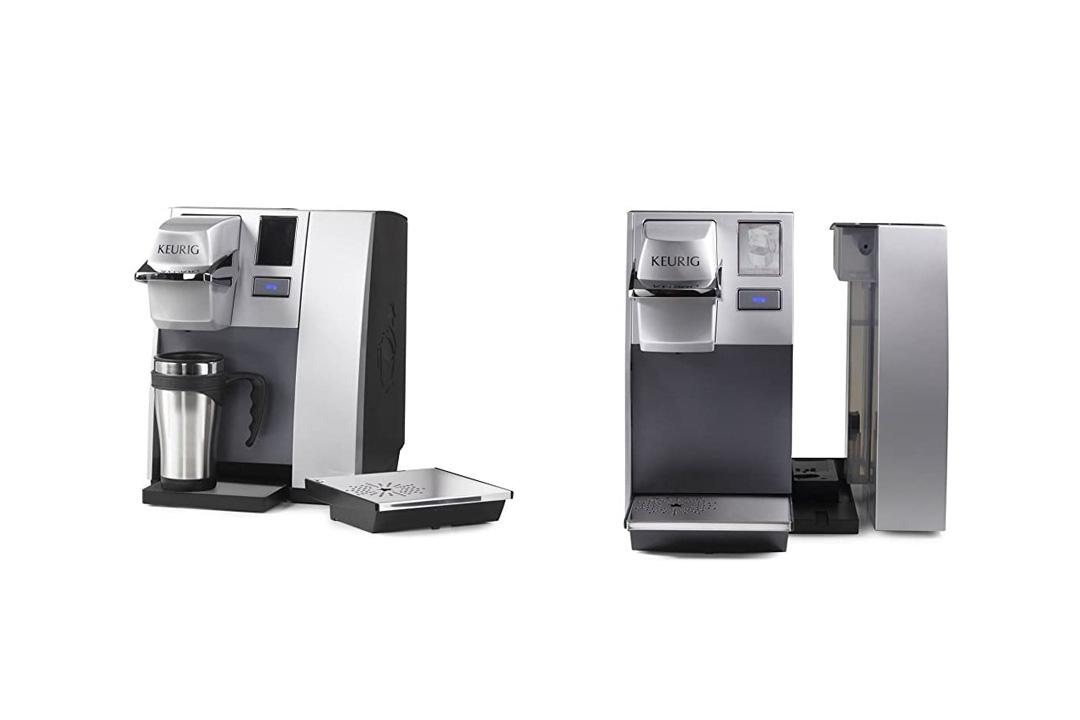 Keurig K155 Office Pro Single Cup K-Cup Pod Coffee Maker