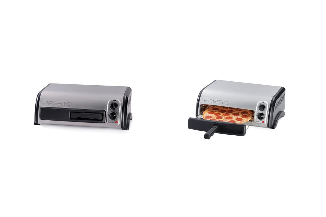 Presto 03436 Stainless Steel Pizza Oven