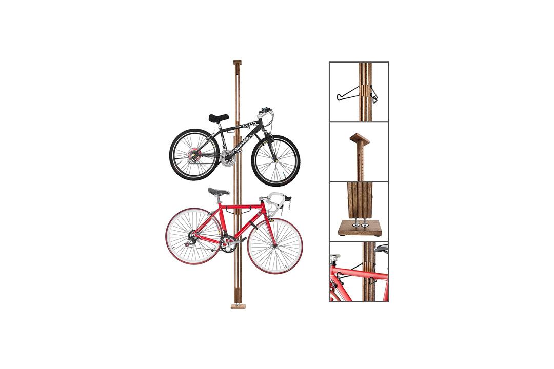 RAD Cycle Woody Bike Stand Bicycle Rack Storage