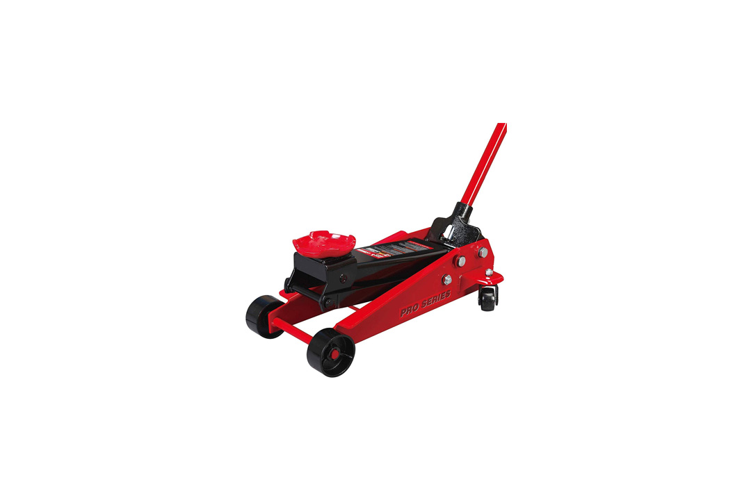 Torin Big Red T83002 Pro Series Heavy Duty Floor Jack, 3 Ton (6000 lb) Capacity