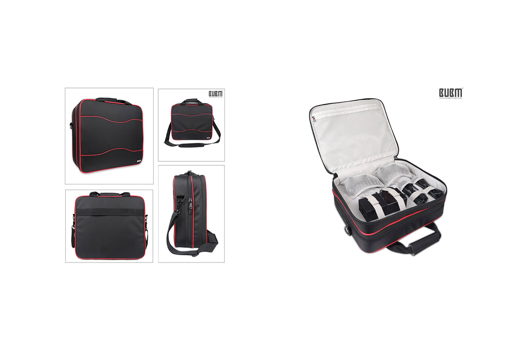 Xbox One/Xbox 360/PS4 Pro/PS4 Slim Carrying Case,Game System