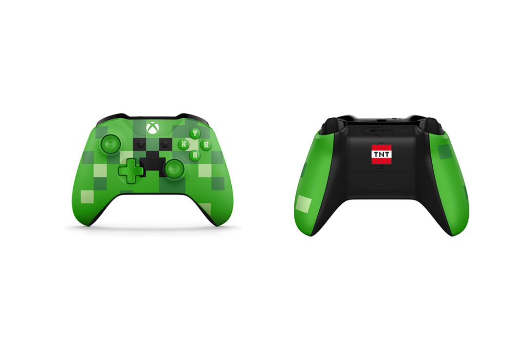 Xbox Wireless Controller - Mine craft Creeper