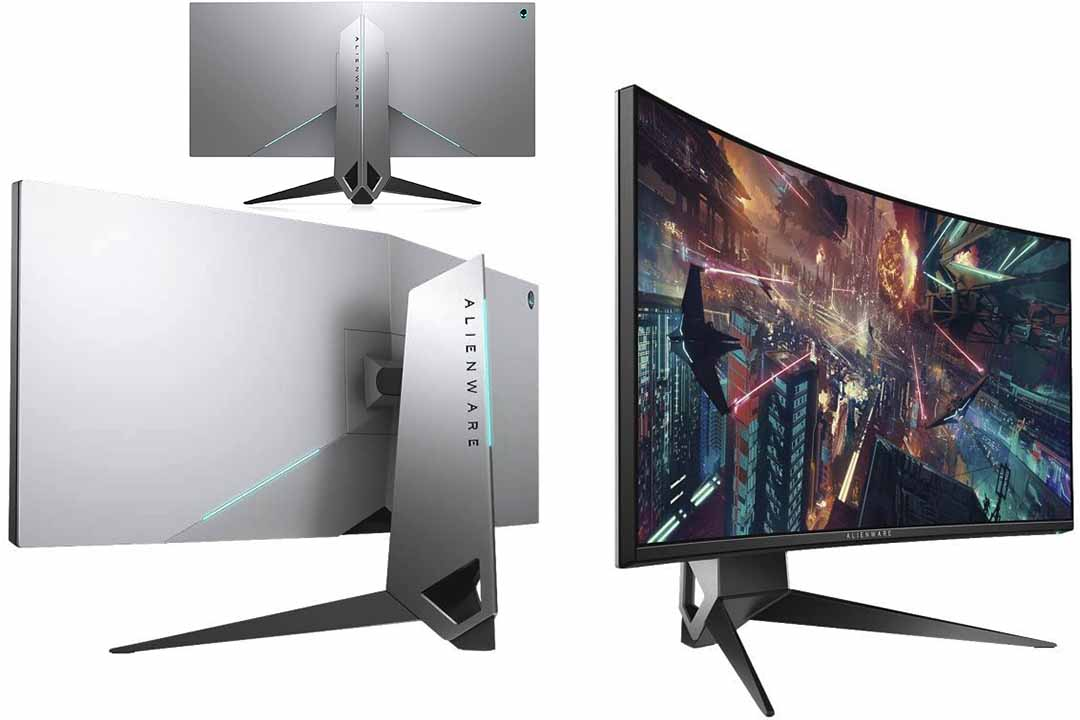 Alienware 1900R 34.1 Curved Gaming Monitor
