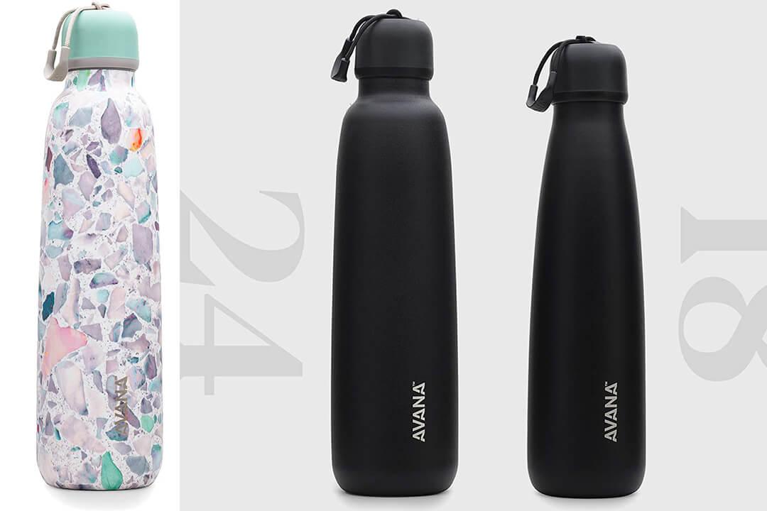 Avana Ashbury Water Bottle