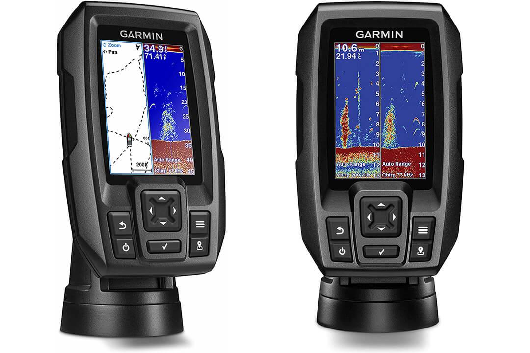 Garmin Striker 4B Built-in GPS Fish Finder