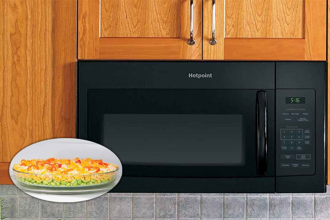 Hotpoint RVM5160DHBB 1.6 cu. Ft. Over-The-Range Microwave Oven