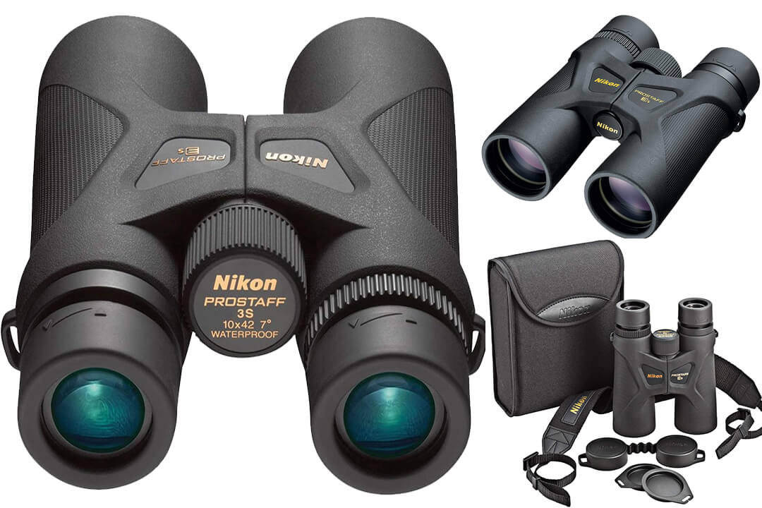 Nikon 3s Binocular Prostaff