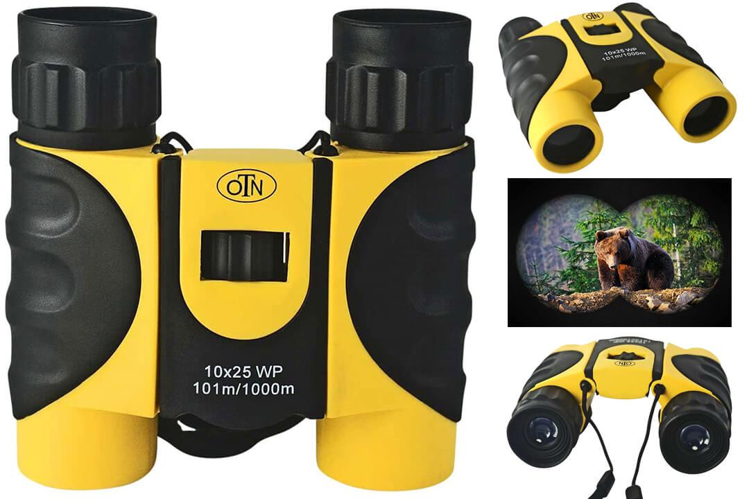OutNowTech Binoculars Adults Compact Kids Folding
