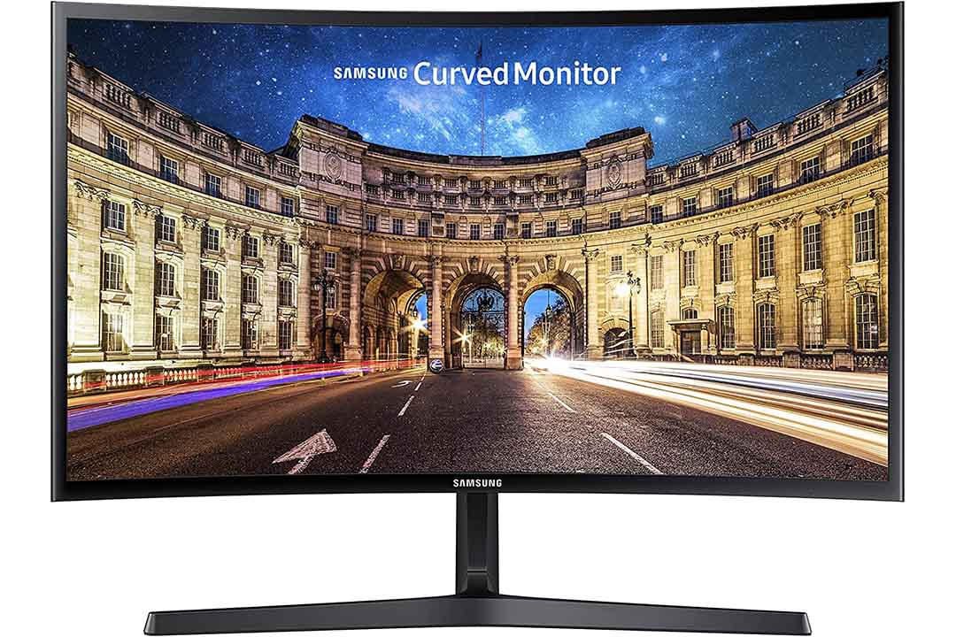 Samsung 23.5 FHD Curved LED-Lit Free Sync Monitor