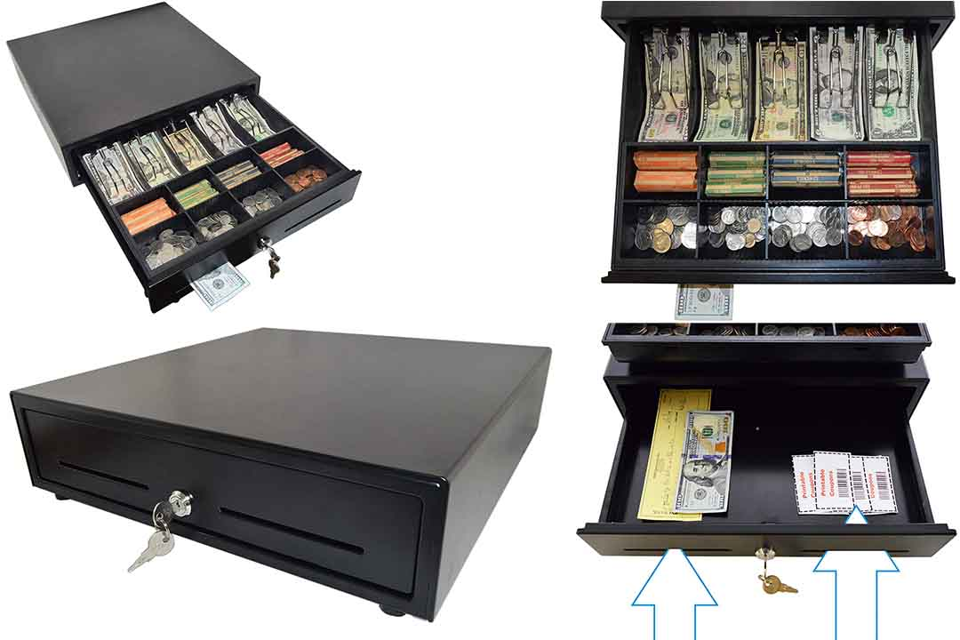 Science Purchase PL-420 cash drawer