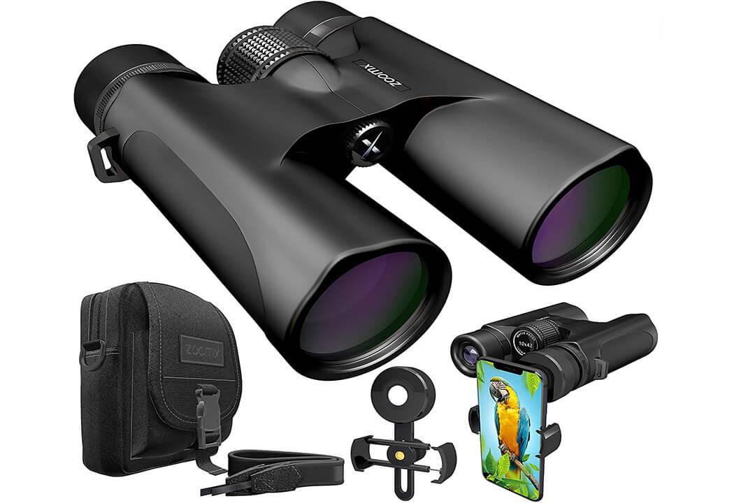 Stellax ZoomX for Adults Binoculars