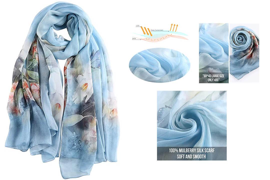 Poseshe Stylish, Warm Blanket Scarf