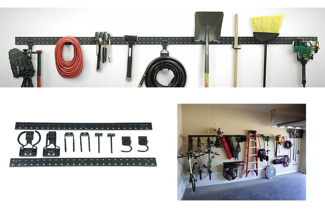 Stout Stuff Garage Organization Modular Starter Kit